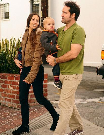 Jason Patric And Danielle