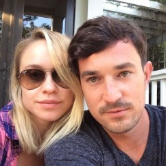 Kitchen Equipment Rental Los Angeles Rustic Table And Chair Sets Matt Bendik - Glee' Star Becca Tobin's Boyfriend (bio ...