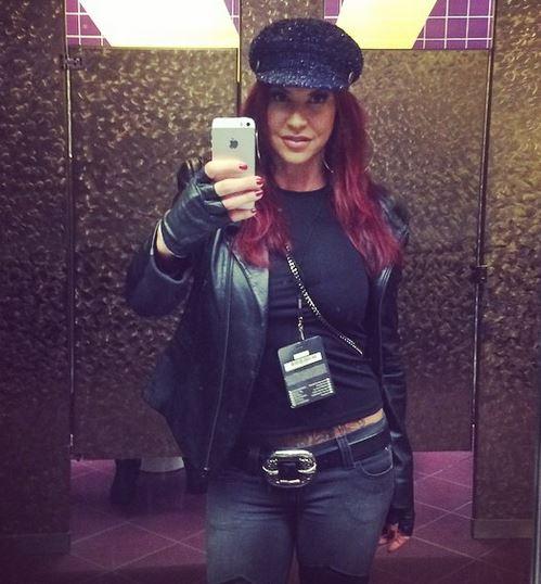 Perla Ferrar Guitarist Slashs Wife bio wiki photos