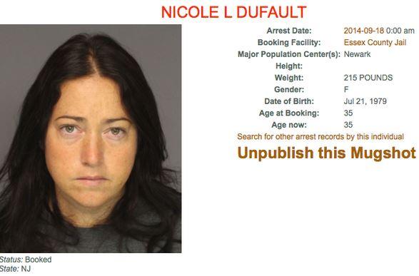 Nicole Dufault Columbia High School Teacher Arrested For