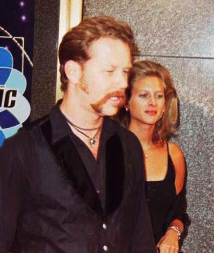 James Hetfield Daughter