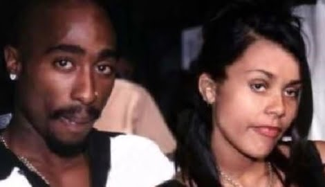 Tupac Girlfriend Kidada Jones