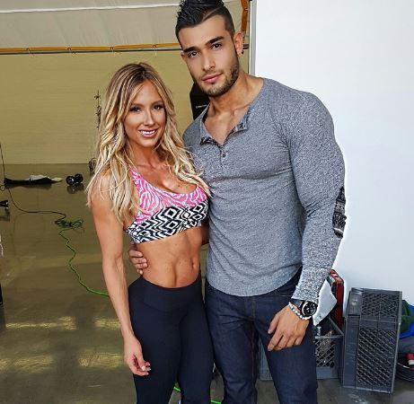 sam was 22 when he & Sam Asghari Dating Britney Spears Bio Wiki