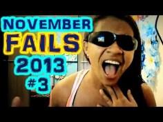 FAIL Compilation 3 || November 2013 || MonthlyFails