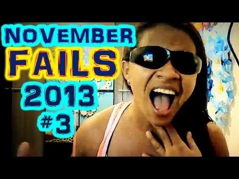 FAIL Compilation 3    November 2013    MonthlyFails