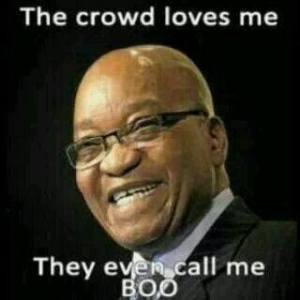 BOO Zuma