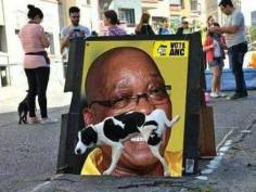 Vote ANC – yeah right…
