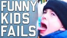 Funny Kid Fails (February 2016)