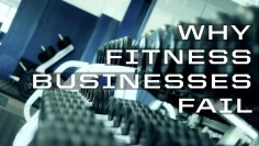 Why Fitness Businesses Fail