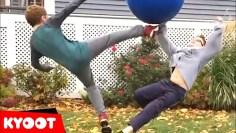 Exercise Ball Fails | Funny Fail Videos