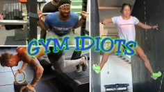 Gym Idiots – 675-Lb. Squat Fail, Ninja Warrior Training, & More