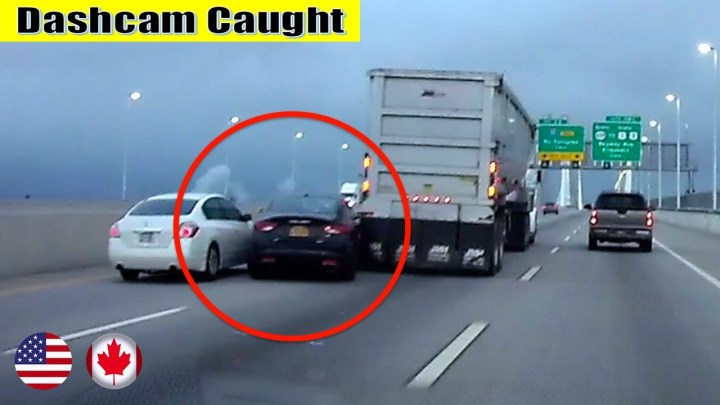 Ultimate North American Cars Driving Fails Compilation – 221 [Dash Cam Caught Video]