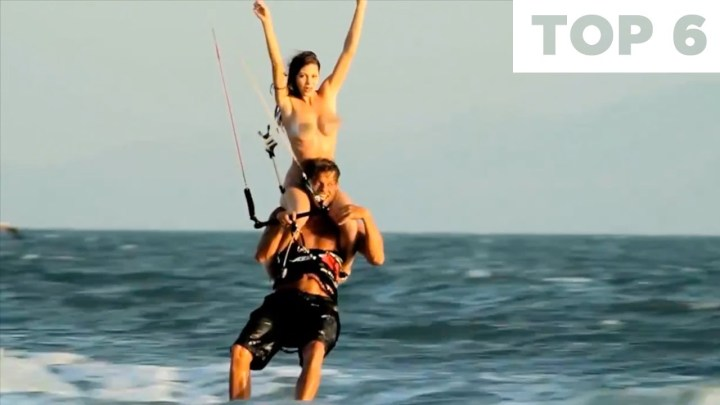 Naked XTreme Sports Compilation | Top 6