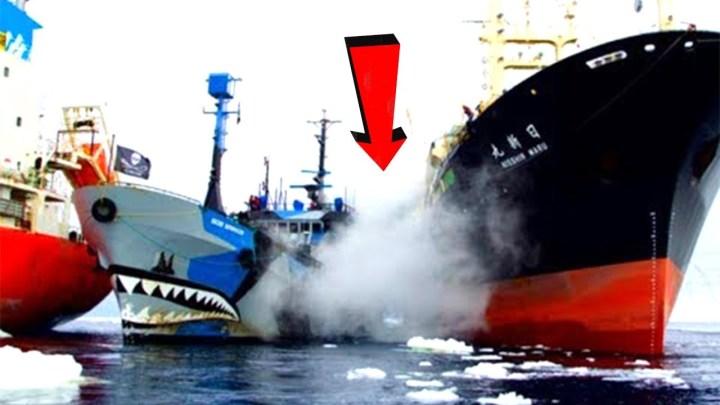 Top 10 Dangerous Ship & Boats Fails Compilation ! Worst Ships Crash Collision