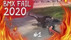 BMX Fail Compilation 2020 #1