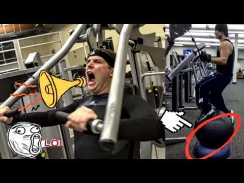 Funniest New Gym Fails Compilation November 2020   HILARIOUS FAIL   GYM IDIOTS