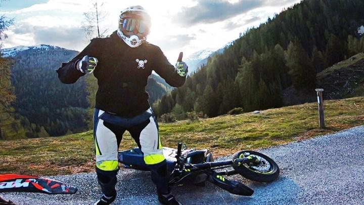 Big Supermoto & Dirtbike Fail Compilation 2020