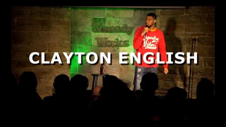 Clayton English: Extreme Sports