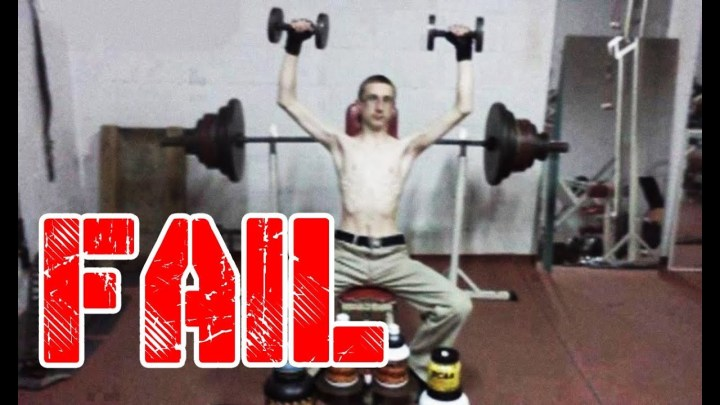 BEST WORKOUT FAIL COMPILATION PART 2 ✔