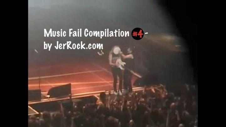 Music Fail Compilation #4 – JerRock