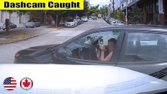 Ultimate North American Cars Driving Fails Compilation – 313 [Dash Cam Caught Video]