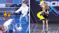 Kpop Idols Accidents And Fail On Stage (Most Shocking Moments)