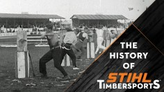 The Original Extreme Sport – the history of STIHL TIMBERSPORTS®