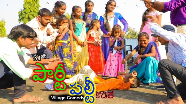 Village 31st Party fail | Ultimate village Comedy | Creative Thinks