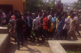 Lecturer Walks students out of Lecture Hall(See Weird Reason With Photo)