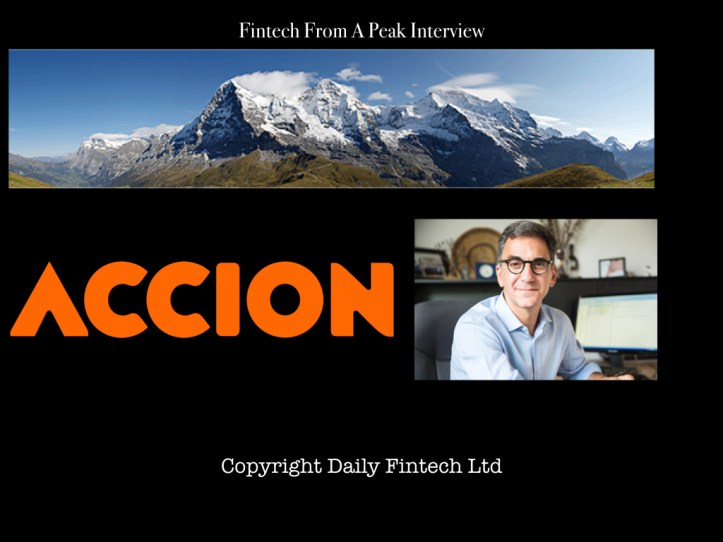 Fintech From A Peak Interview accion.001
