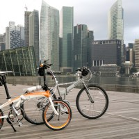 "Where to Cycle in Singapore? - ""Cycle by the Bay"""