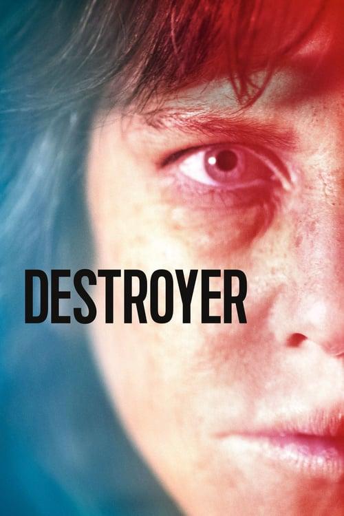 """movie """"Destroyer"""""""