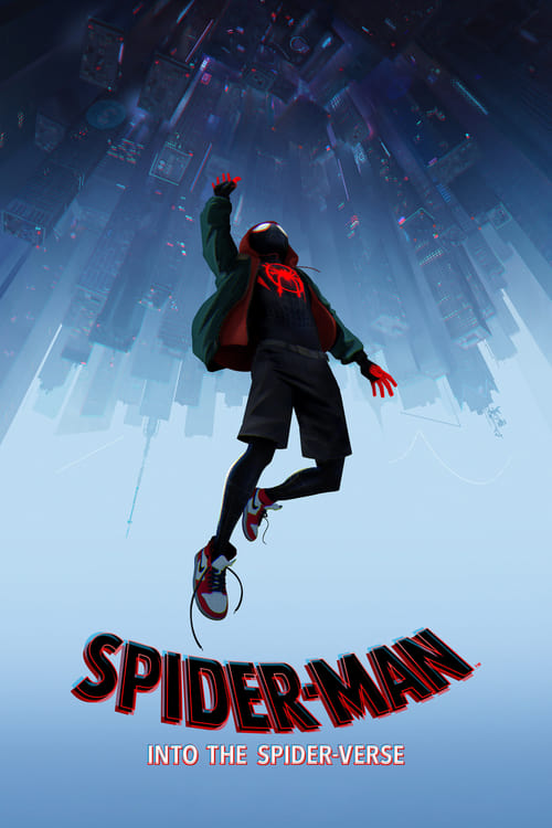 "movie ""Spider-Man: Into the Spider-Verse"""