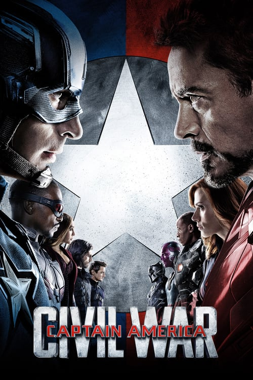 "movie ""Captain America: Civil War"""