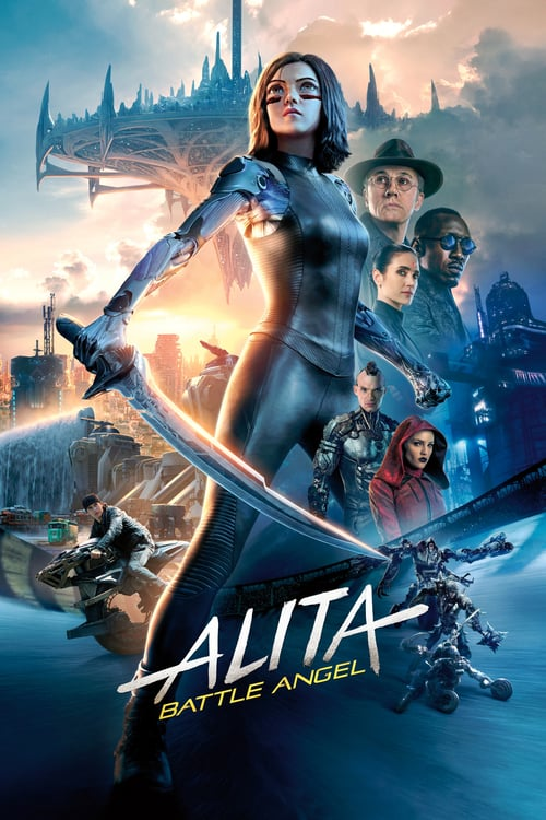 "movie ""Alita: Battle Angel"""