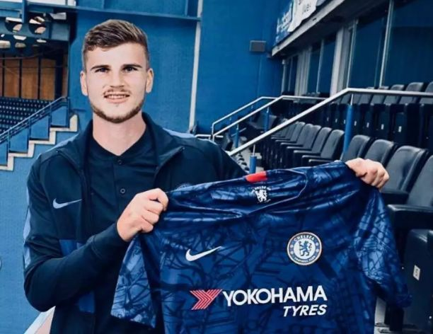 Done Deal Timo Werner Chelsea Complete Signing Of Rb Leipzig Forward Daily Focus Nigeria