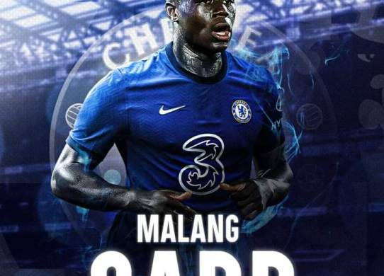 Official Chelsea Announce The Signing Of Malang Sarr On A Free Transfer Archives Daily Focus Nigeria