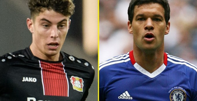 See What Michael Ballack Said About Kai Havertz Transfer to Chelsea on Twitter