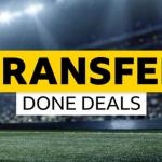 Transfer News: Done deals during October 2020