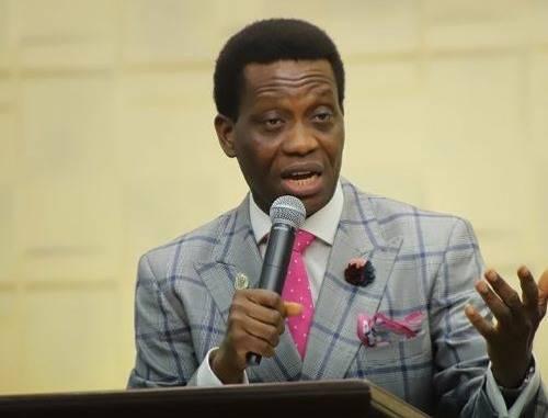 BREAKING: Pastor Adeboye's First Son Dare Adeboye Dies At Age 42