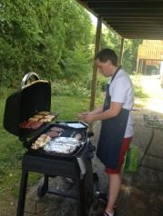 4th BBQ