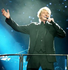 Barry Manilow Bentry Daily Freier Tel Aviv