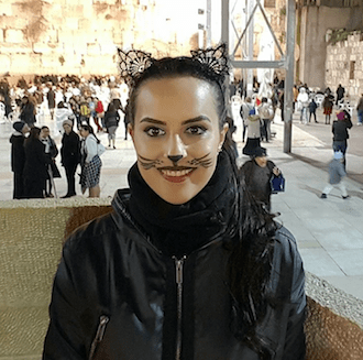 Daily Freier Purim Satire Israel