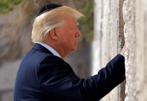 Daily Freier Selichot Donald Trump