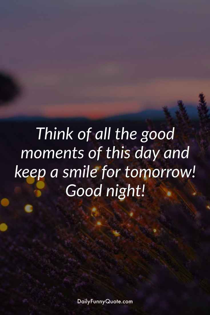Good Night Quote : night, quote, Goodnight, Funny, Quotes, Images, Manny, Quote