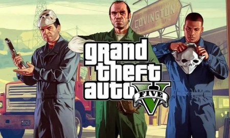 GTA V - (C) Rockstar