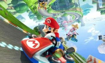Mario Kart 8 Deluxe - (C) Nintendo
