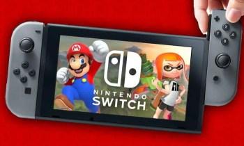 Nintendo Switch - (C) Nintendo