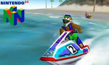 Wave Race 64 - (C) Nintendo