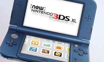 Nintendo 3DS XL - (C) Nintendo